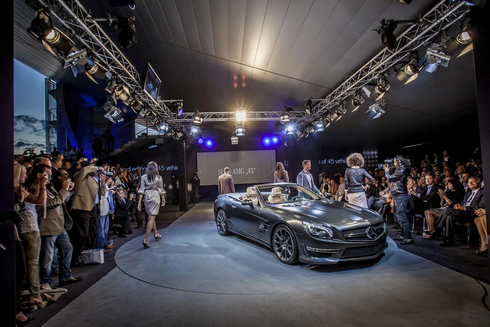 AMG Mercedes: Neues Fahrzeugkonzept \